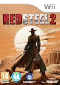 Red Steel 2 Box Art