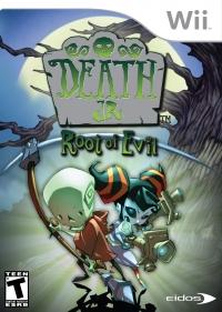 Death Jr.: Root of Evil Box Art