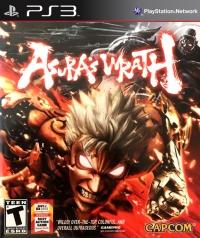 Asura's Wrath Box Art
