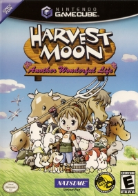 Harvest Moon: Another Wonderful Life Box Art