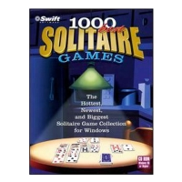 1000 Best Solitaire Games Box Art