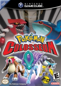 Pokémon Colosseum Box Art