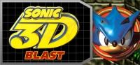 Sonic 3D Blast Box Art