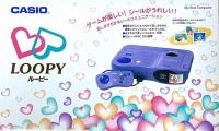 Casio Loopy Box Art