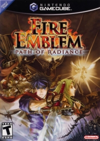 Fire Emblem: Path of Radiance Box Art