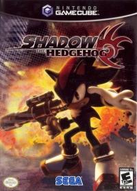 Shadow The Hedgehog Box Art