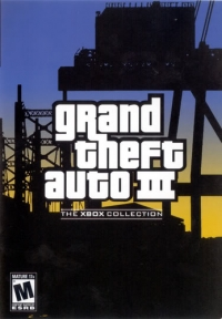 Grand Theft Auto III - The Xbox Collection Box Art