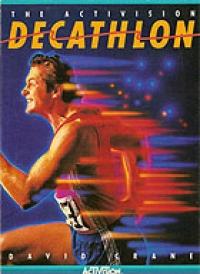 Activision Decathlon, The Box Art