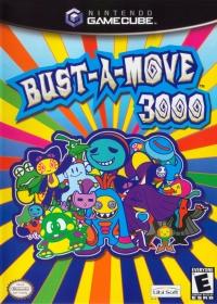 Bust-A-Move 3000 Box Art