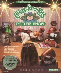 Cabbage Patch Kids: Picture Show Box Art