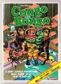 Congo Bongo Box Art