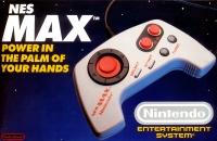 NES Max Box Art