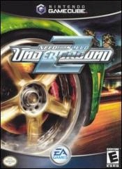 Need for Speed: Underground 2 Box Art