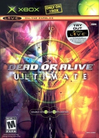 Dead or Alive Ultimate Box Art