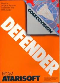 Defender Box Art
