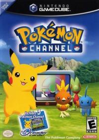 Pokémon Channel Box Art