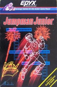 Jumpman Junior Box Art