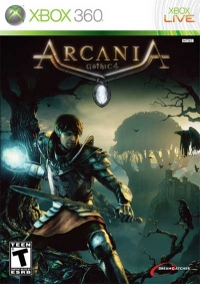 Arcania: Gothic 4 Box Art