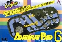 NEC Avenue Pad 6 Box Art
