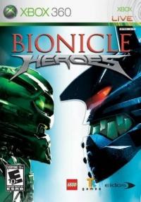 Bionicle Heroes Box Art