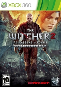Witcher 2, The: Assassins of Kings - Enhanced Edition Box Art