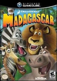 Madagascar Box Art