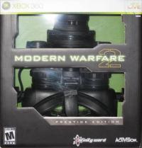 Call of Duty: Modern Warfare 2 - Prestige Edition Box Art