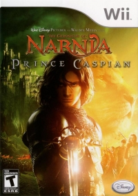 Chronicles of Narnia, The: Prince Caspian Box Art