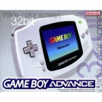 Nintendo Game Boy Advance - White [NA] Box Art