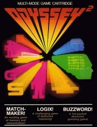 Match-Maker! / Logix! / Buzzword! Box Art