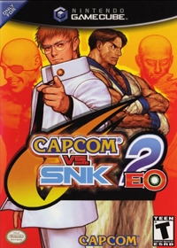 Capcom vs. SNK 2 EO Box Art