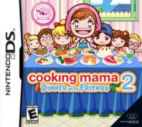 Cooking Mama 2: Dinner With Friends Box Art