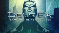 Deus Ex: Game of the Year Edition Box Art