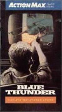 Blue Thunder Box Art