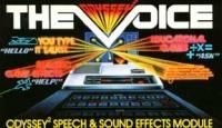 Magnavox The Voice Box Art