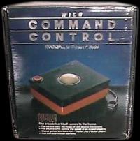 Wico Command Control Trackball Box Art