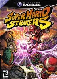 Super Mario Strikers Box Art