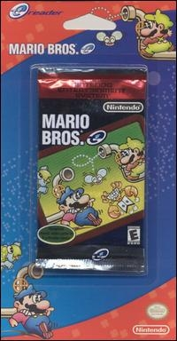 Mario Bros. - eReader Series Box Art