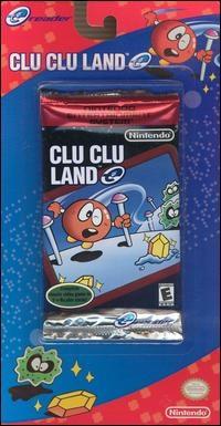 Clu Clu Land - eReader Series Box Art
