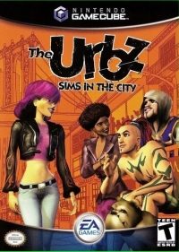 Urbz, The: Sims in the City Box Art