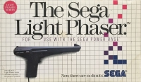 Sega Light Phaser, The [NA] Box Art
