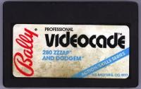 280 Zzzap and Dodgem Box Art