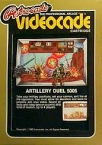 Artillery Duel 5005 Box Art