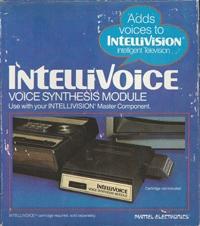 Intellivoice Box Art