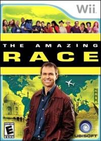 Amazing Race, The Box Art
