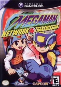 Mega Man Network Transmission Box Art