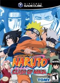 Naruto: Clash of Ninja Box Art