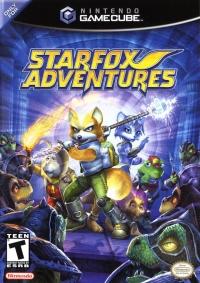 Star Fox Adventures Box Art