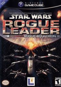 Star Wars: Rogue Squadron II: Rogue Leader Box Art