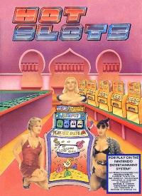 Hot Slots Box Art